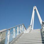 比美乃江公園展望台 階段
